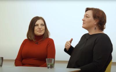 Rozhovor sAlenou Mornštajnovou aGalinou Miklínovou