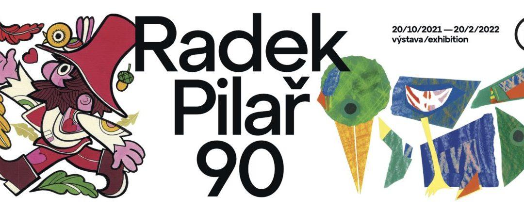 RADEK PILAŘ 90